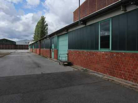 910 m² voll umzäunte Logistikfläche | gute ÖPNV | RUHR REAL | PROVISIONSFREI