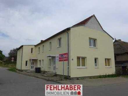 Große 2-Zimmer-Wohnung in Gristow nahe der Insel Riems