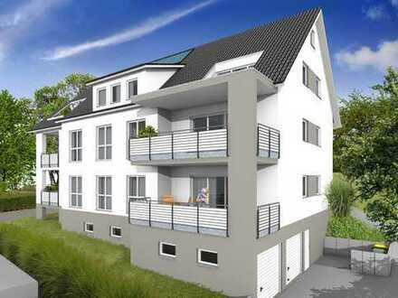 Herrenberg - Kuppingen, schicke Dachgeschoss- Wohnung