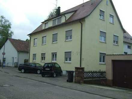 Vermietete 3 ZW in zentraler Lage in Leonberg-Eltingen
