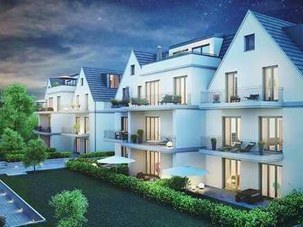 Exklusive 1,5-Zimmer-Wohnung mit Balkon und EBK in Frankfurt