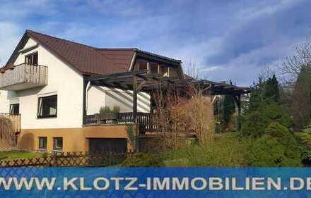 Seltene Gelegenheit - Großzügiges Ein- bis Zweifamilienhaus in traumhafter Lage direkt am Waldrand