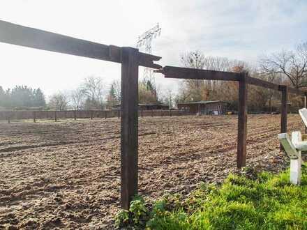 Reserviert! Großes Grundstück in zentraler Lage von Teltow