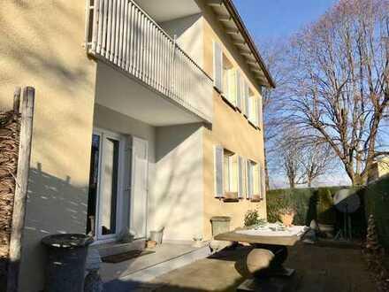 Stilvoll ausgestattete Erdgeschosswohnung in Murnau - Weindorf