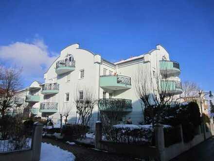 Gersthofen: Gemütliche 2 ZKB mit Südwest-Balkon