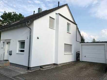 Schöne Doppelhaushälfte mit fünf Zimmern in Eislingen/Fils
