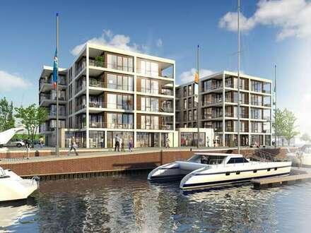 Wohnen wo andere Urlaub machen. Eigentumswohnung am Neuen Hafen als Kapitalanlage oder selbst nutzen