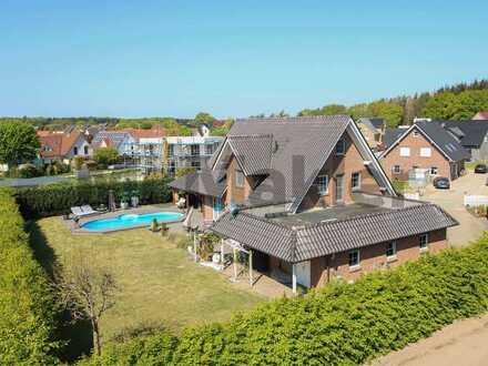 Hochwertiges Traumhaus mit sonnigem Garten, Pool und vielen weiteren Highlights