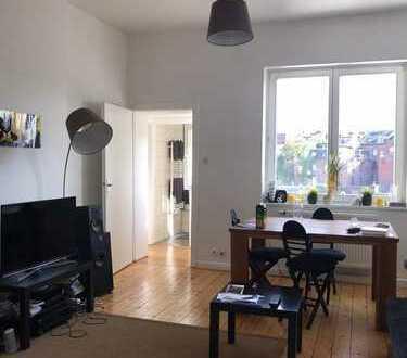 Möbliertes 18qm Zimmer in 2er WG, Frankenberger Viertel, Uninah