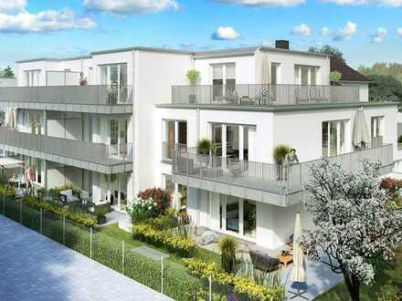 Sichern Sie sich Ihre exklusive Penthouse Wohnung mit großer Dachterrasse und Balkon