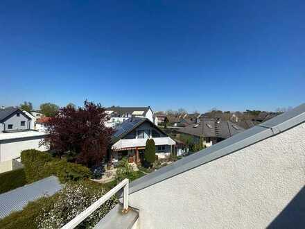 ***reserviert ***WAGNER Immobilien* schöne helle 1 Zimmerwohnung mit Balkon in Dreieich