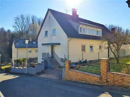 Gut gelegene 2-Zimmer-Wohnung in Michelstadt/Steinbach