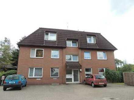 Bürgerfelde - Schulweg: 3-Zimmer-Wohnung im Erdgeschoss mit Terrasse
