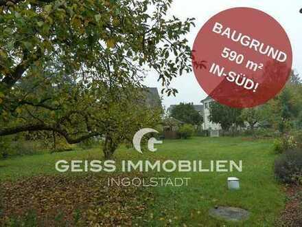 +++BAUGRUNDSTÜCK INGOLSTADT-SÜD+++