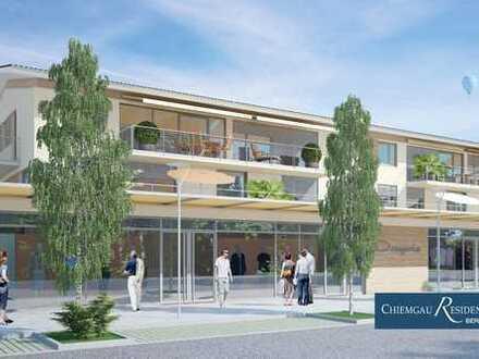 Kapitalanlage: 2 Ladenflächen in idealer Zentrumslage von Bernau am Chiemsee