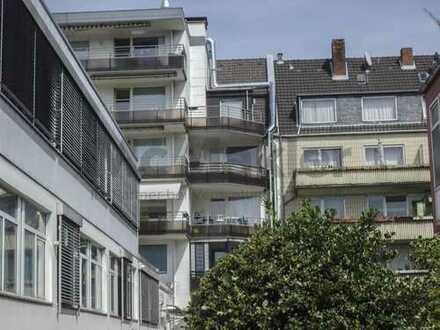 Attraktive Anlagemöglichkeit in Leverkusen! Sicher vermietete 2-Zimmer-Whg mit großzügigem Balkon