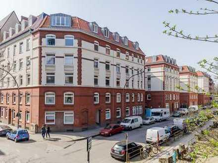 1-Zimmer-Apartment, umfassend modernisiert, Einbauküche
