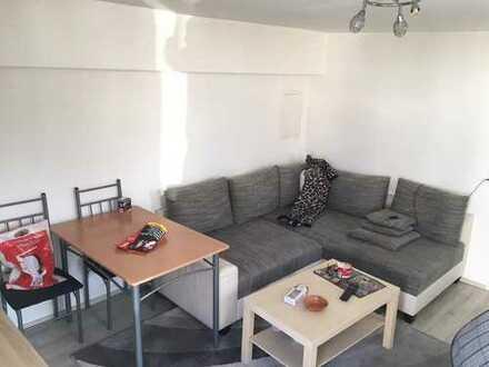 Geschmackvolle Wohnung mit zwei Räumen und EBK in Wannweil