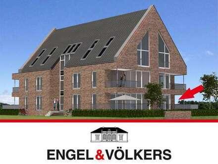 Exklusive Villa mit Wattblick - Wfl 75qm + Nfl 25 qm