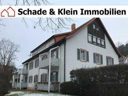 Erdgeschosswohnung mit Balkon, EBK, Garage und Kfz-Außenstellplatz in Sigmaringen