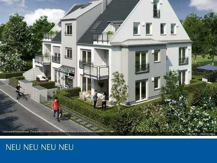 CREATIV HAUS - Attraktive 3-Zi.-Gartenwohnung, ruhige Lage, U3 500m