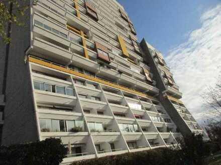 Erstbezug nach Sanierung mit EBK und 2 Terrassen: exklusive 2-Zimmer-Wohnung in Augsburg