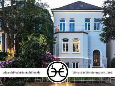3-Zimmer-Wohnung in repräsentativer Stadtvilla | Ziegelhofviertel | Oldenburg