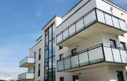 NEUBAU = Moderne 2 und 3 Zimmer Whg. / EBK + Parkett + Balkon + BARRIEREARM +++ in W-Uellendahl
