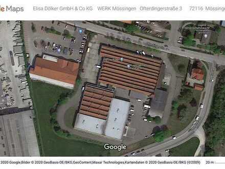 Diverse Lagerhallen in Mössingen 125 - 150 qm