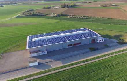 Gewerbeobjekt mit großem Grundstück und Erweiterungspotential in Munderkingen