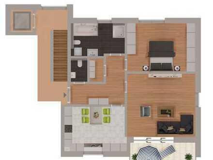 WHG 3 - Obergeschoss