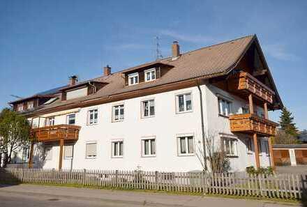 Vermietete 1-Zimmer-Wohnung in Fischen im Allgäu