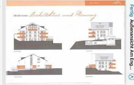 Stilvolle, gepflegte 4,5-Zimmer-Wohnung mit Balkon und Einbauküche in Wangen im Allgäu