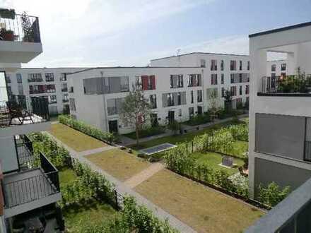 Neubau 3 Zimmer Balkonwohnung, mit guter Anbindung !