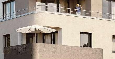 Hochwertige Eigentumswohnung mit zwei großzügigen Dachterrassen