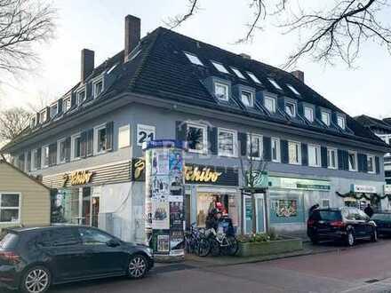 Leben in der Waitzstraße! 2 Zimmer, Küche, Bad und Dachterrasse zur Mitbenutzung