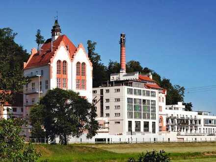 Exklusives Wohnen in der Alten Schlossbrauerei Riegel