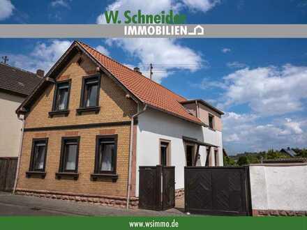 !! Freistehendes Einfamilienhaus mit Gartenparadies !!