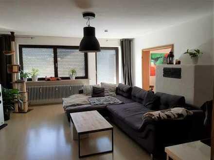 Gepflegte 5-Zi.-Erdgeschosswohnung mit Balkon in Rohrbach