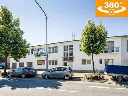 Modernisiert in Sachsenhausen-Nord: 291 m² Wohnfl. | 71 m² Gewerbefl. | 98 m² Nutzfl.