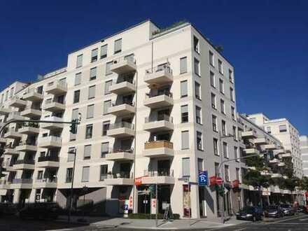Rebstockhöfe - Zentral in Frankfurt leben - Helle 5 Zimmer Penthousewohnung