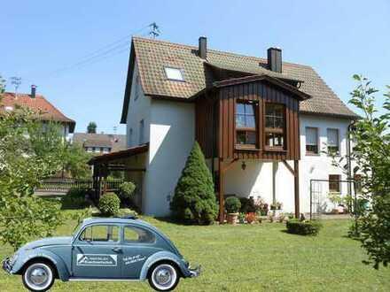 Stilvoll renoviertes EFH mit 20 Ar Grund und genehmigten Bauplätzen im Herzen von Murrhardt