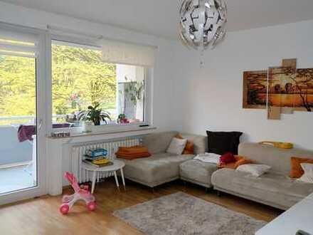 Freundliche 3-Zimmer-Wohnung mit Balkon in Aachen
