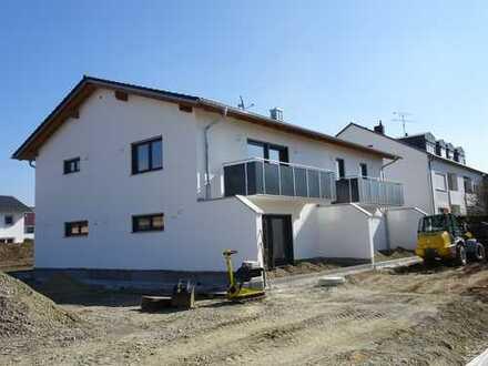 Neubau 2 Zimmerwohnung mit großem Balkon
