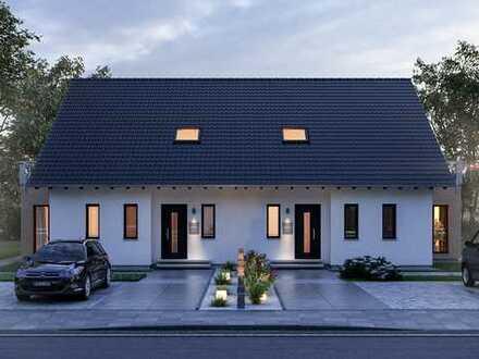 *** Ein Doppelhaus mit viel Raum für individuelle Gestaltungsmöglichkeiten ***