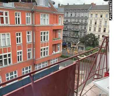 Bezugsfreie 2-Zimmer Wohnung mit Balkon in begehrter Lage