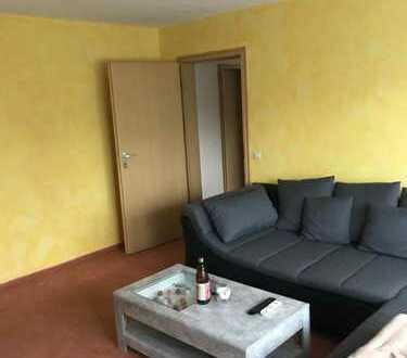 Gepflegte 2-Zimmer-EG-Wohnung mit Terrasse und EBK in Meßstetten