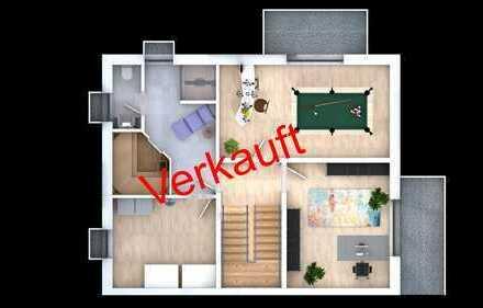Verkauft! Exklusive Doppelhaushälfte (Haus 4) in Rödermark-Waldacker 