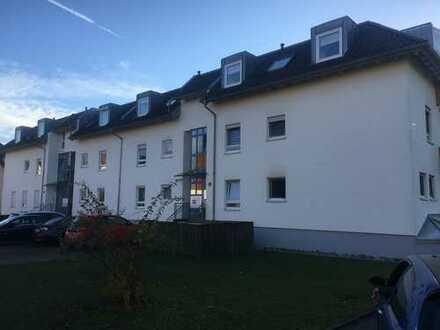 Exklusive, gepflegte 2-Zimmer-Wohnung mit Balkon und Einbauküche in Trossigen