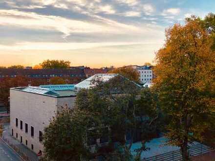 Penthouse in zentralster Lage von Dortmund
